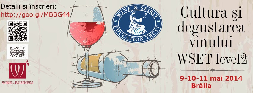 Curs Wine & Spirit Education Trust (WSET)
